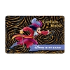Disney Collectible Gift Card - Villains - Captain Hook