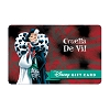 Disney Collectible Gift Card - Villains - Cruella DeVil