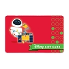 Disney Collectible Gift Card - Wall-e Holiday Lights