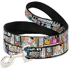 Disney Designer Pet Leash - Cinderella and Characters - Comic Strip