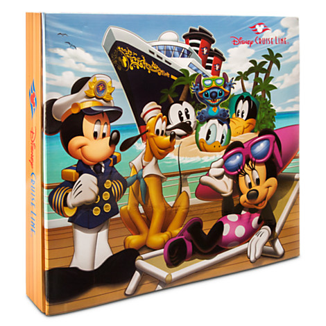 Disney Scrapbook Album 12 X 12 Disney Cruise Line Mickey