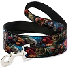 Disney Designer Pet Leash - Alice In Wonderland Through The Keyhole