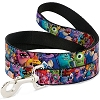 Disney Designer Pet Leash - Monsters University - Sulley and Friends