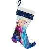 Disney Christmas Holiday Stocking - Frozen Princess Anna & Elsa Boot