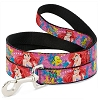 Disney Designer Pet Leash - Ariel & Flounder - Underwater