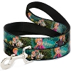Disney Designer Pet Leash - Frozen - Anna & Kristoff Poses