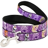 Disney Designer Pet Leash - Frozen - Elsa, Anna & Olaf Poses