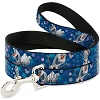 Disney Designer Pet Leash - Olaf - Summertime Scenes