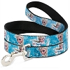 Disney Designer Pet Leash - Elsa - The Frozen Princess
