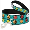 Disney Designer Pet Leash - Big Hero Six - Baymax Emojis