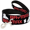 Disney Designer Pet Leash - BAYMAX - Black