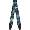Disney Designer Guitar Strap - Hip Minnie Mouse