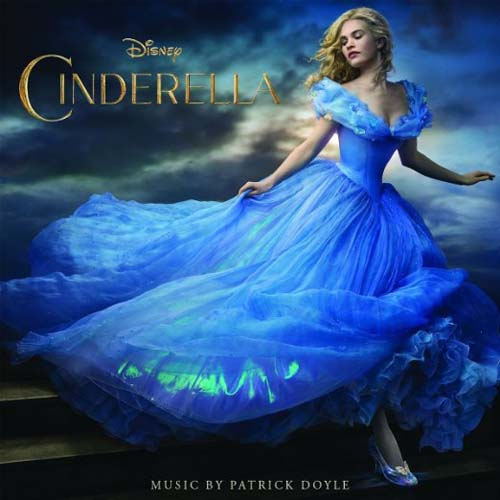 Disney CD - Cinderella Motion Picture Original Soundtrack