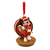 Disney Holiday Ornament - Mickey Mouse Club Figurine