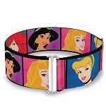 Disney Cinch Waist Belt - Princess Blocks