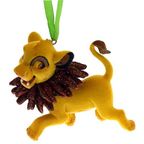 Disney Christmas Ornament Lion King Simba