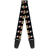 Disney Guitar Strap - Classic Mickey Mouse