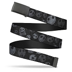 Disney Web Belt - NBC - Jack Skellington - Expressions