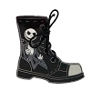 Disney Jack Skellington Pin - Jack Skellington Boot