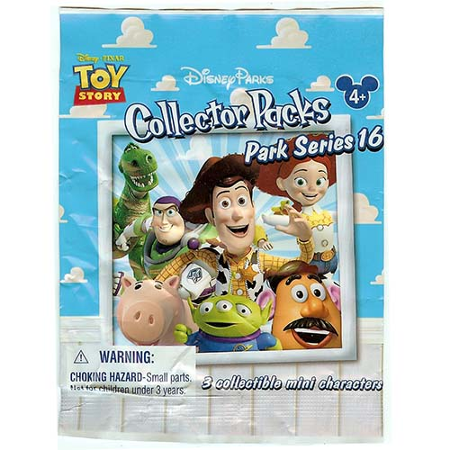 Disney Series 16 Mini Figure - Toy Story - 3 Random