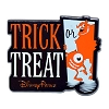 Disney Halloween Pin - Trick or Treat - Monsters Inc Mike and Sulley