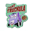Disney Halloween Pin - Count Truckula - Mater