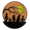 Disney Halloween Pin - Halloween Star Wars - Harvest Moon