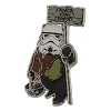 Disney Halloween Pin - Halloween - Star Wars - Ewok as StormTrooper