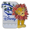 Disney Mickey Pin - Worldwide Conservation Fund - Simba