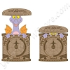 Disney GenEARation D Pin - Passholder Figment Time Capsule