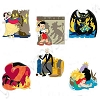 Disney GenEARation D Boxed Pin Set - Scariest Moments - 6 Pin Set
