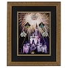Disney GenEARation D Framed Pin Set - Cinderella Castle
