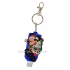 Disney Hand Sanitizer Keychain - Christmas Santa Mickey