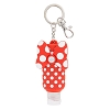 Disney Hand Sanitizer Keychain - Minnie Bow