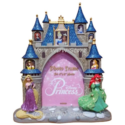 Your WDW Store - Disney Picture Frame - Princess Castle Frame 4 x 6