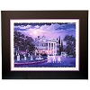 Disney Artist Print - Larry Dotson - Disneyland Haunted Mansion - Black Mat