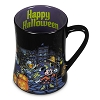 Disney Coffee Cup Mug - Mickey Mouse and Friends Halloween Mug