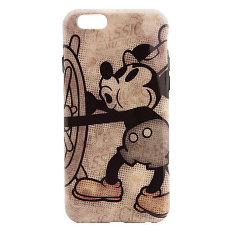 Disney iPhone 6 Case - Mickey Mouse Steamboat Willie