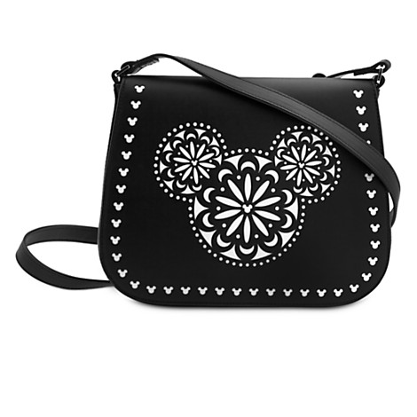 f196e0ee3d Add to My Lists. Disney Vera Bradley Bag - Laser Cut Mickey - Crossbody -  Black