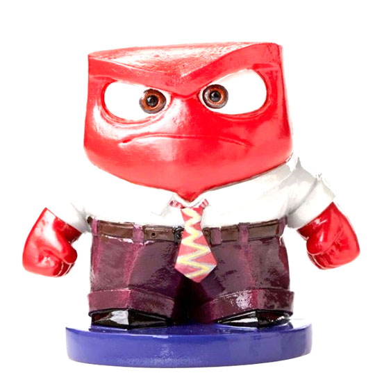 Disney Showcase Collection - Anger from Inside Out