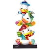 Disney by Britto Figurine - Huey Dewey & Louie Stacked