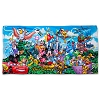 Disney Beach Towel - Storybook Mickey Mouse and Friends