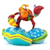 Disney by Britto Figurine - The Little Mermaid - Sebastian Mini