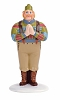 Disney Figurine - Frozen Village - Yoo-Hoo, Oaken Here