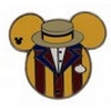 Disney Hidden Mickey Pin - 2015 A Series - Cast Costumes - Big Top Circus