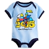 Disney Infant Bodysuit - 2015 Mickey Mouse and Friends - Blue