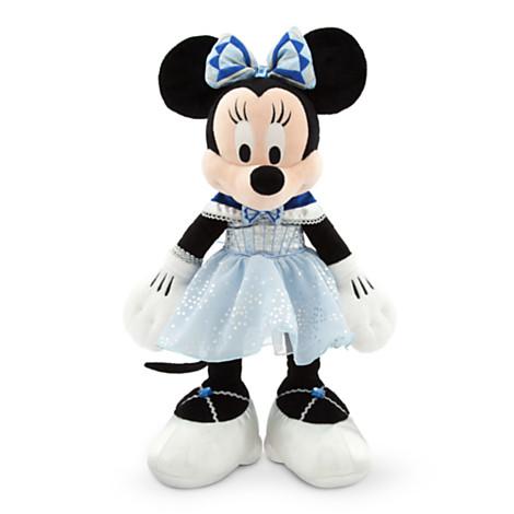 c4e7c4dcb065b Disney Plush - Disneyland Diamond Celebration - Minnie Mouse - 15''