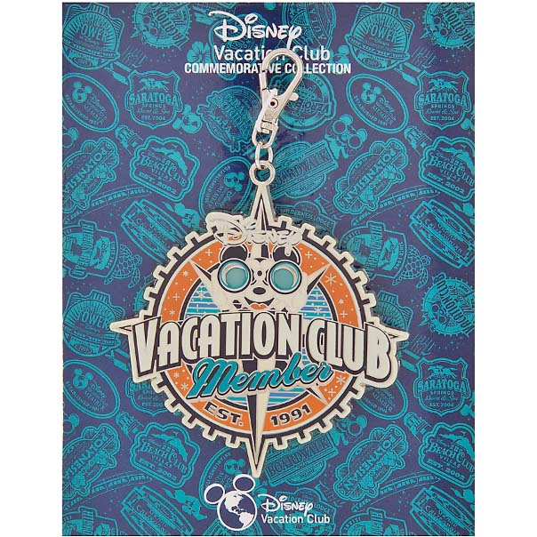 Disney Lanyard Medal -  DISNEY VACATION CLUB