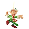 Disney Ornament - Dopey - Dressed for Christmas