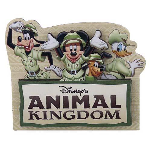 Disney Magnet Disney S Animal Kingdom Mickey Amp Friends